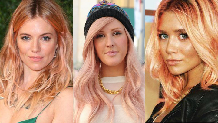 Trends i like rose gold hair fashionista in suburbia