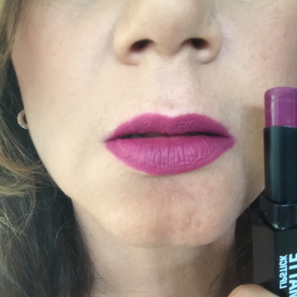 "Lip Monthly April City Color Be Matte Lipstick in ""Cammi"""