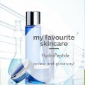 my favourite skincare:hydropeptide review and giveaway