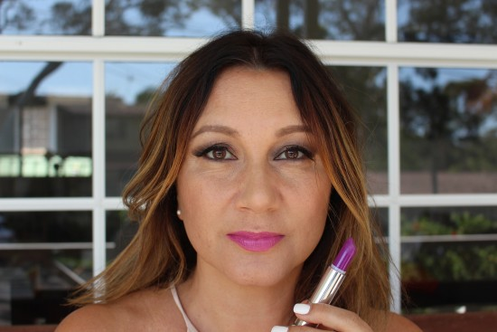 Maybellilne Color Sensational Rebel Bloom Orchid Ecstasy 730