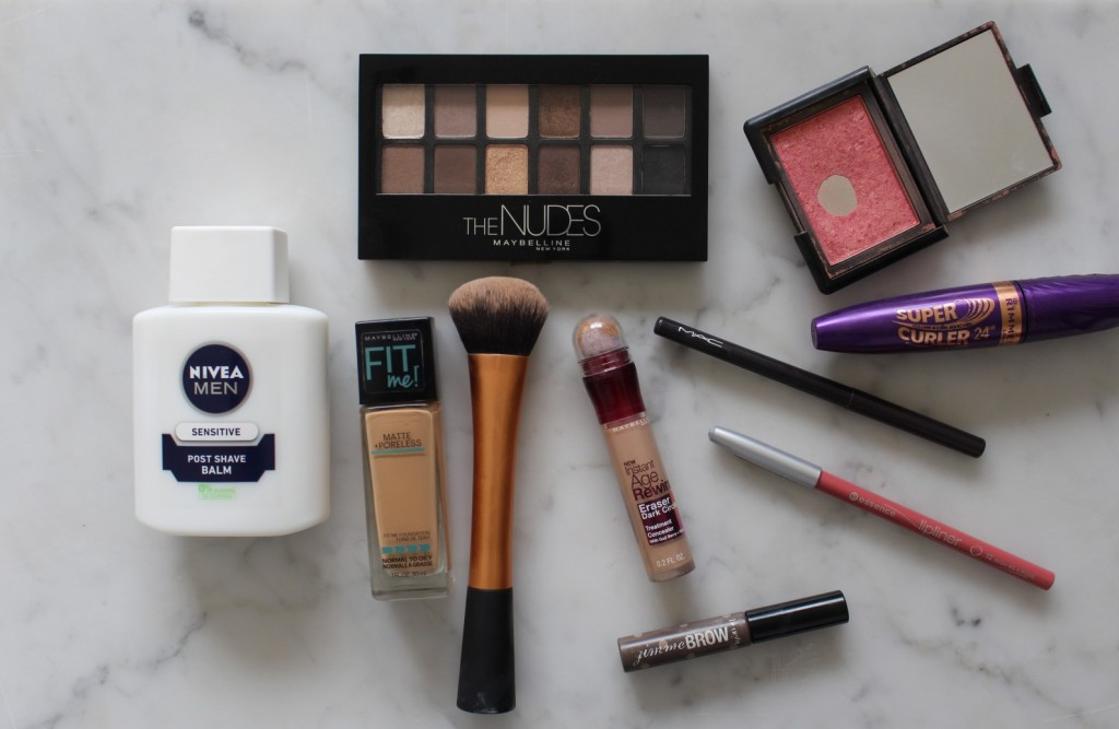Day make up products