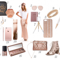 20 rose gold christmas gifts