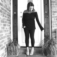 What I wore today: All Black Everything