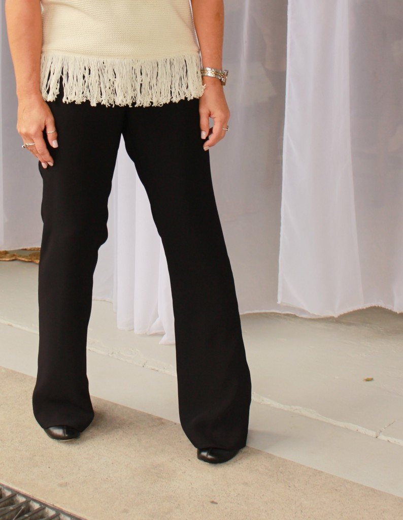 Table Eight Mabel Full Length Flare Pant $79.99