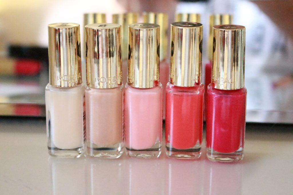 L'oreal la vie en rose collection