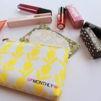 Lip Monthly May 2016