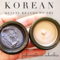 Korean Beauty brands to try