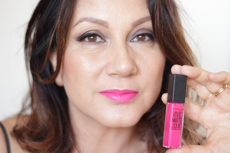 Maybelline Vivid Matte Liquid Colour 15 Electric Pink