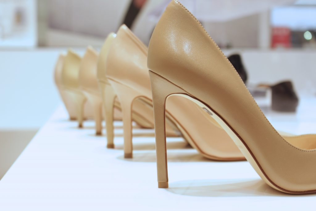Spring trends in shoes - nine west