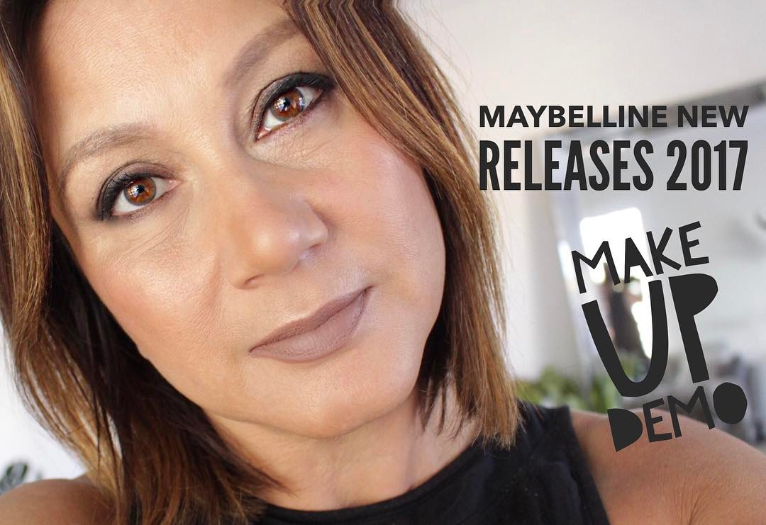 NEW over on Fashionista in Suburbia blog All the maybellinehellip