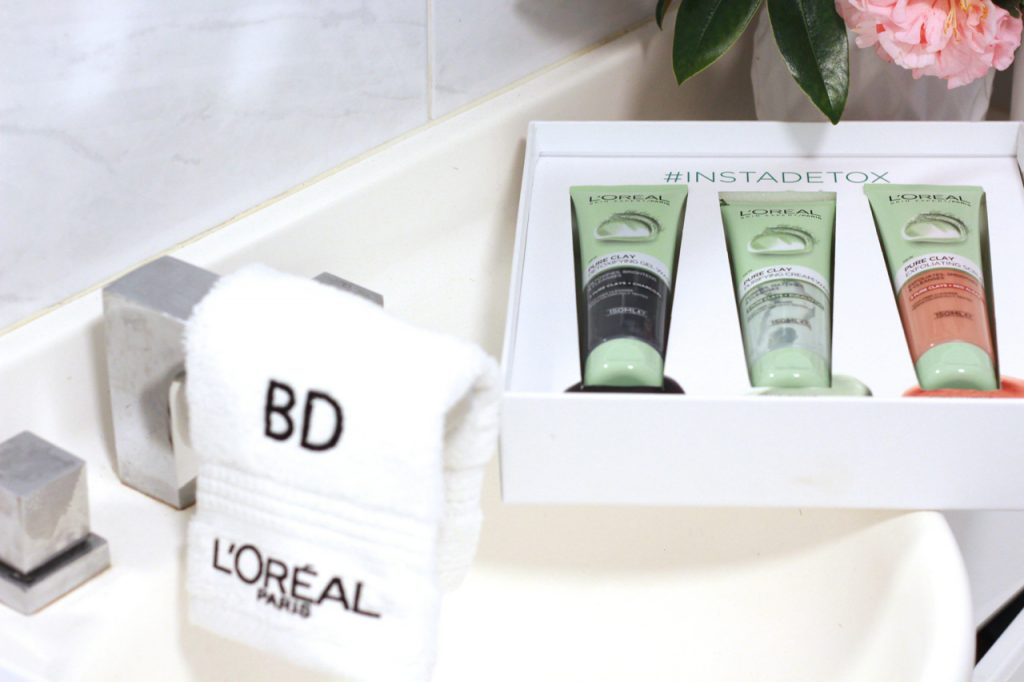 L'Oreal Pure Clay Cleansers