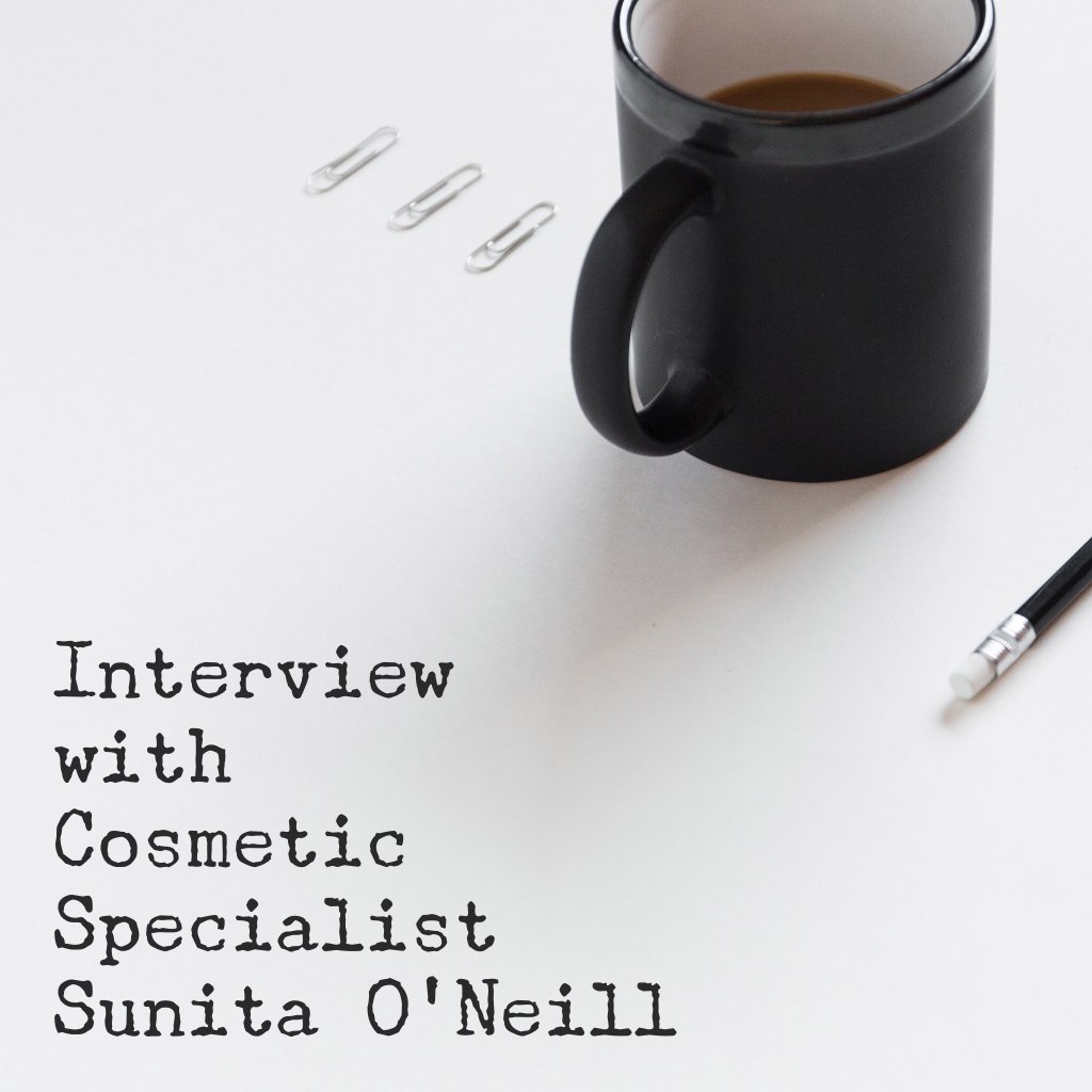 interview with sunita O'neill