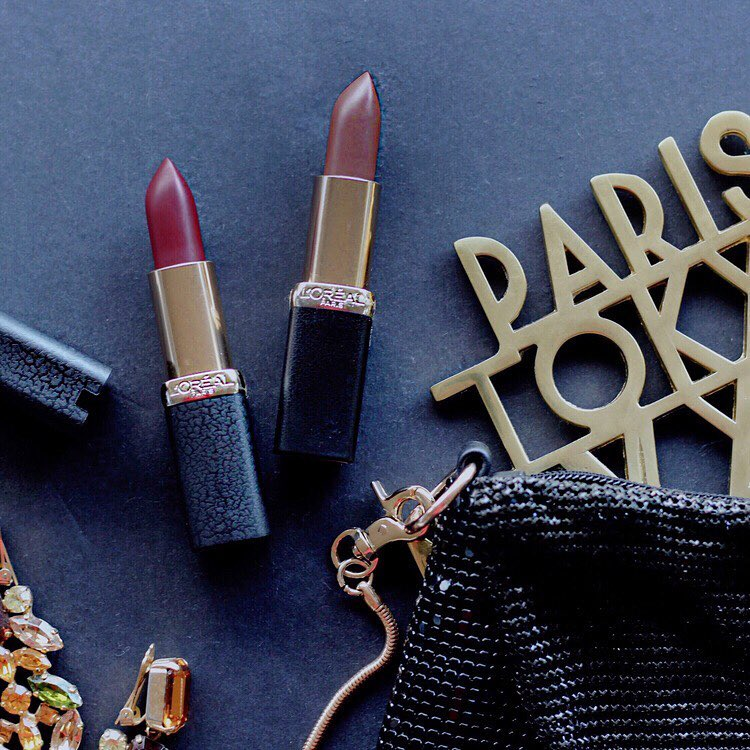 L U X E These new LOral Paris Riche Mattehellip