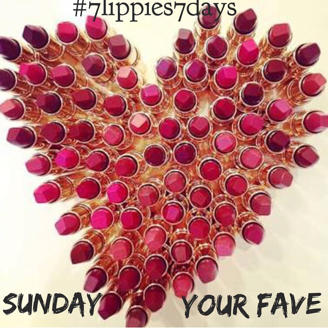 Day 7  YOUR FAVE ! Happy Sunday everyone Wherehellip