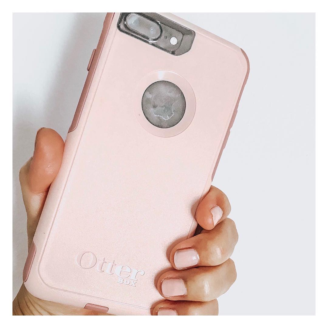When your nails match your Otterbox opiaustralia Bubble Bath Infinitehellip
